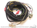 70 Tail Light Harness with Sockets