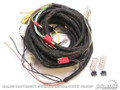 70 Tail Light Harns W/o Sockets