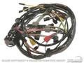 68 Mustang Underdash Wiring Harness