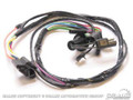 66 Windshield Wiper Motor Harness, 2-speed