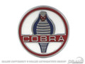Cobra Trunk Medallion (ac Cobras)