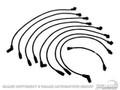 64-66 6 Cylinder Spark Plug Wire Set