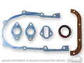 67-73 Timing Chain Cover Gasket, 390/428