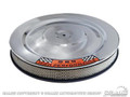 64-73 Air Cleaner, V8, 289 HiPo Decal