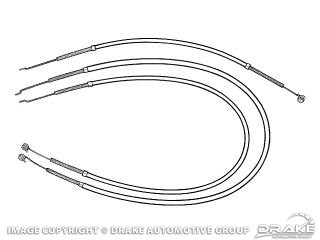 64-66 Heater Control Cable Set