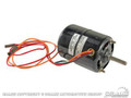 64-65 Heater Blower Motor, 2-speed, 3-wire