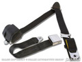 3-point Seatbelt /black