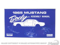 65 Body Assembly Manual