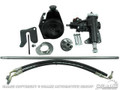 64-66 Power Steering Conversion Kit, V8, Manual to Power