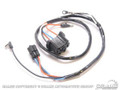 65 Wiper Motor Harness, 1-Speed