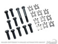 64-65 Exhaust Manifold Bolt Set, 170/200