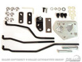 64-73 Top Loader Install Kit, 4 Speed