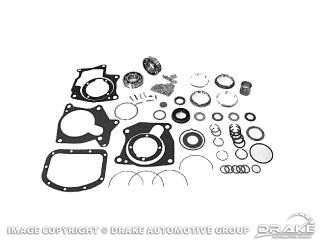Manual Transmission Master Rebuild Kit, V8, 4 Speed, Borg