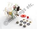 65-66 Mustang Rally Pac Quartz Clock Conversion Kit
