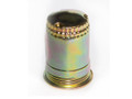 64-66 Fuel Filter Canister, Gold Zinc