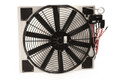 64-66 Aluminum Radiator Electric Fan Shroud