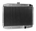 """67-69 Hi-Po Aluminum Radiator, 24"""", 289/302/351W"""