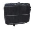 67-70 Radiator, 3 Row, 390/428