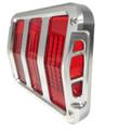 64-66 Billet Tail Light Bezels