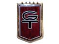 65 Gt Fender Emblem Concours