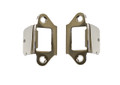 67-70 Fastback Seat Latch Guides