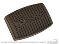 66-89 Bronco Script Clutch/Brake Pedal Pad