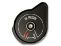 69 Oil Pressure Gauge, Black