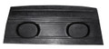 69-70 Mustang Fastback Package Tray with Speaker Pods