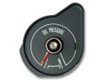 70 Oil Pressure Gauge, Gray