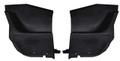 71-73 Mustang Interior Rear Quarter Trim Panels, Fastback