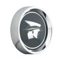 Alloy Rim Blk Hub Cap-Mercury