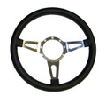 "65-73 Corso Feroce Leather Steering Wheel, 14"", 9 Hole"