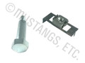 Transmission Mount Bolt & Captive Nut