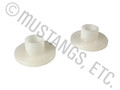 65/68 Mustang Convertible Top Main Pivot Bushing Pair
