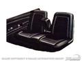 Scott Drake 64-65 Mustang Front Bench Upholstery