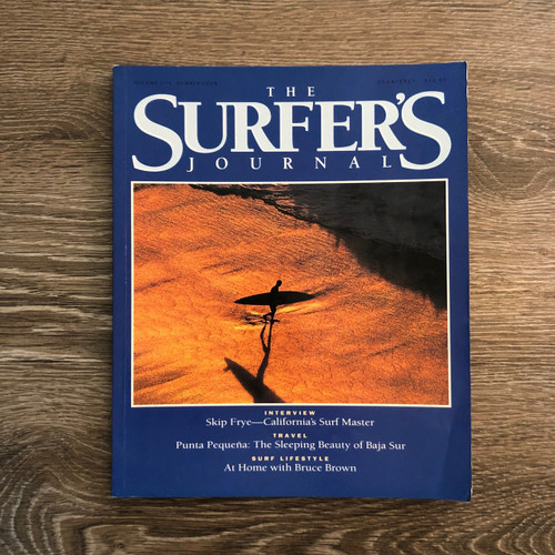 The Surfer's Journal vol 1 no 4