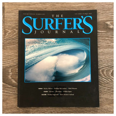 Garage Sale: The Surfer's Journal vol 15 no 1