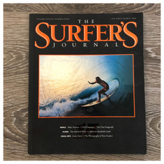 Garage Sale: The Surfer's Journal vol 15 no 4