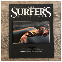 Garage Sale: The Surfer's Journal vol 15 no 5