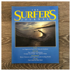 Garage Sale: The Surfer's Journal vol 3 no 1