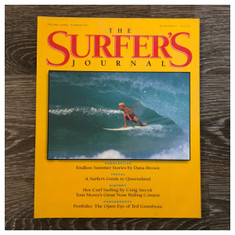 Garage Sale: The Surfer's Journal vol 3 no 2