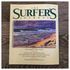 Garage Sale: The Surfer's Journal vol 3 no 4