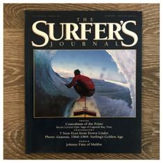 Garage Sale: The Surfer's Journal vol 7 no 1