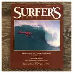 Garage Sale: The Surfer's Journal vol 7 no 3