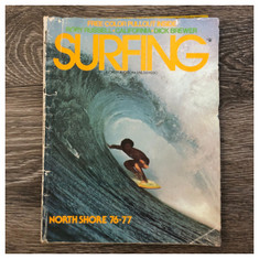 Garage Sale: Surfing Magazine June/July 1977