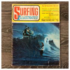 Garage Sale: Surfing Illustrated Spring 1967