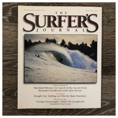 Garage Sale: The Surfer's Journal vol 7 no 4