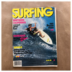 Garage Sale: Surfing mag July 1985