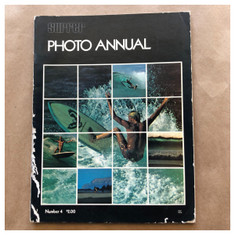 Garage Sale: Surfer Photo Annual No. 4