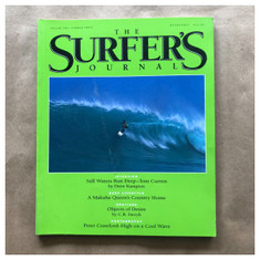 Garage Sale: The Surfer's Journal vol 2 no 3